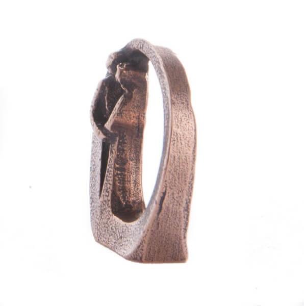 Mini-Stehplakette - Einander anvertraut