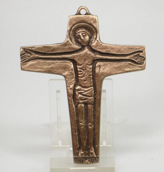 Kommunionkreuz - Korpus Schlicht