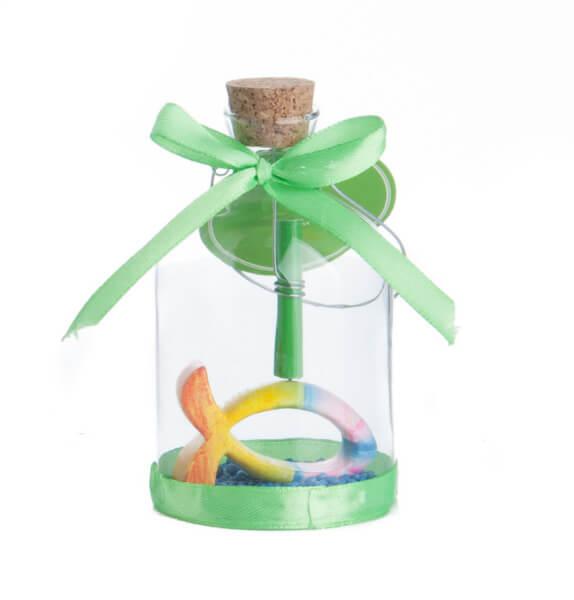 Flaschenpost - Segensbringer & Fisch