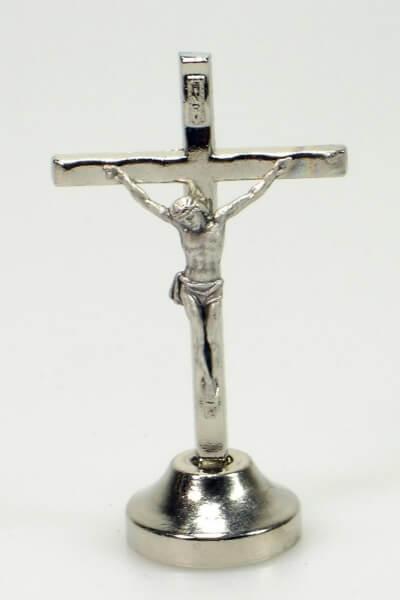 Plakette - Kreuz auf Sockel