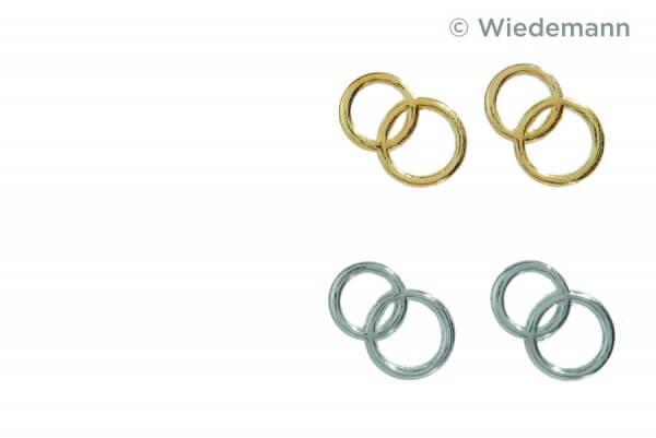 Wachssymbol - Ringe