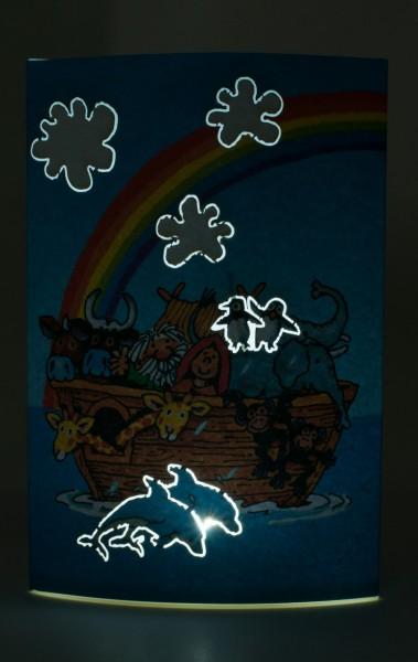 Kinderlampe - Arche Noah