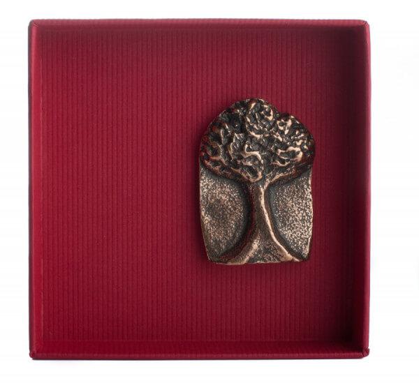 Handschmeichler in Geschenkschachtel - Sei stark wie ein Baum