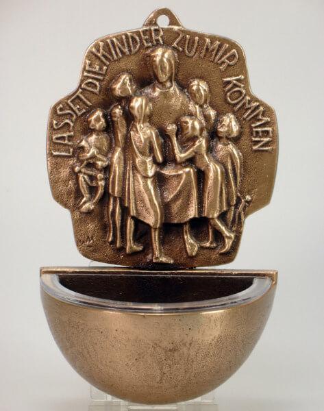 Bronzebecken - Kinderfreund