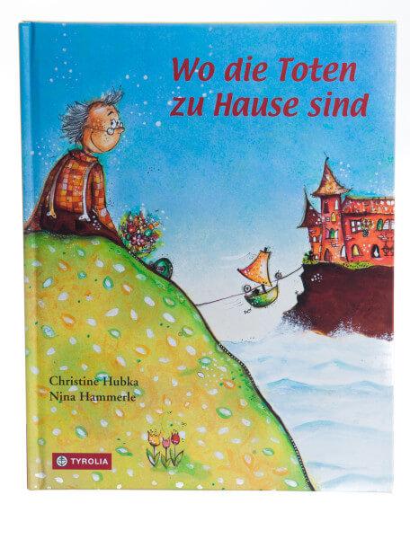 Kinderbuch - Wo die Toten zu Hause sind