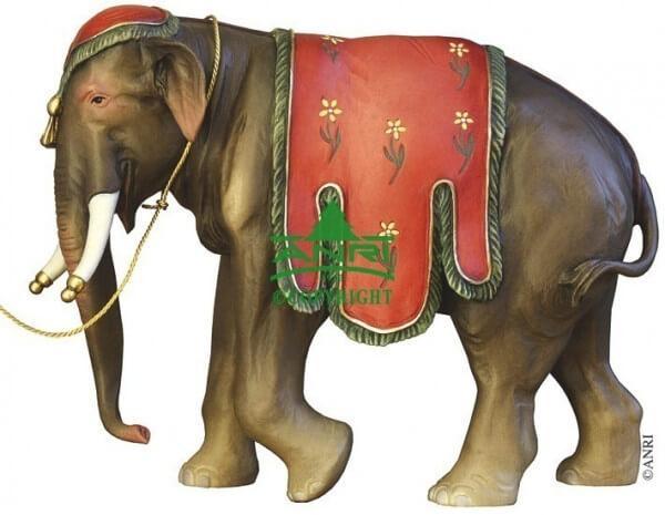 Ulrich Bernardi Krippe - Elefant