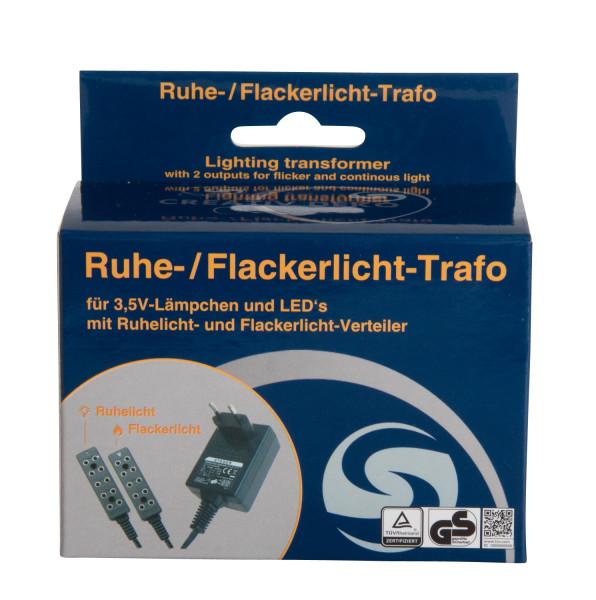Krippen-Zubehör - Ruhe und Flackerlicht-Trafo