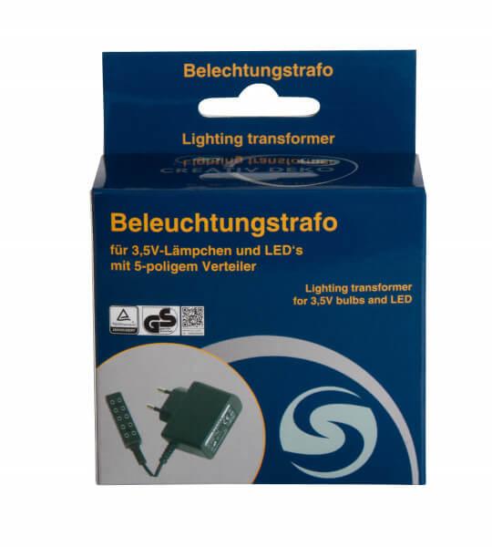Krippen-Zubehör - Beleuchtungs -Trafo