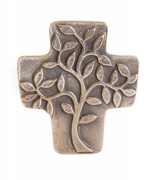 Symbolkreuz - Kleiner Lebensbaum