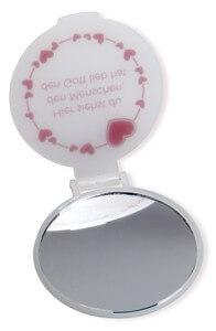 Taschenspiegel - Den Menschen, den Gott lieb hat - weiß