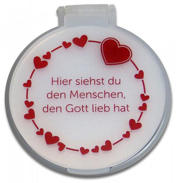 Taschenspiegel - Den Menschen, den Gott lieb hat - ...