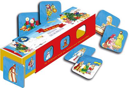 Spiel - Mein Memo von Advent und Weihnachten