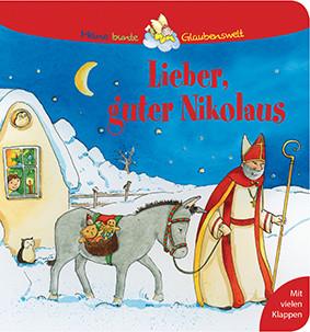 Kinderbuch - Lieber, guter Nikolaus