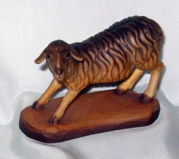 Heilig-Land Krippe - Schaf braun