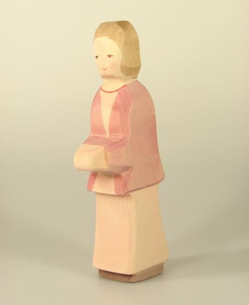 Ostheimer Krippe - Mutter
