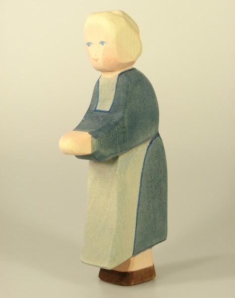Ostheimer Krippe - Großmutter