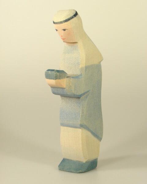 Ostheimer Krippe - König blau orientalisch