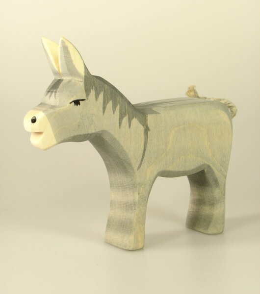 Ostheimer Krippe - Bremer Esel