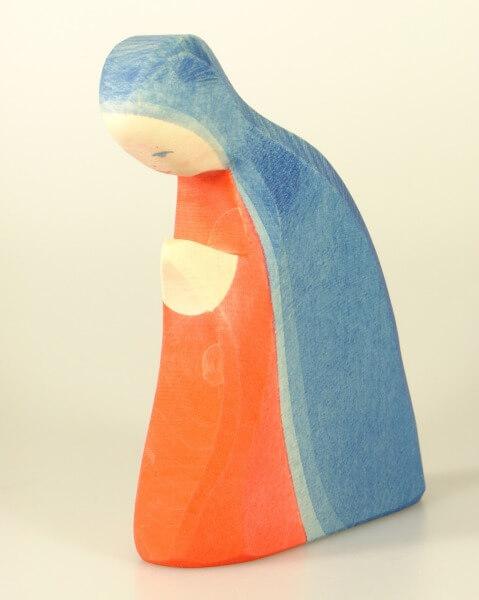 Ostheimer Krippe - Maria