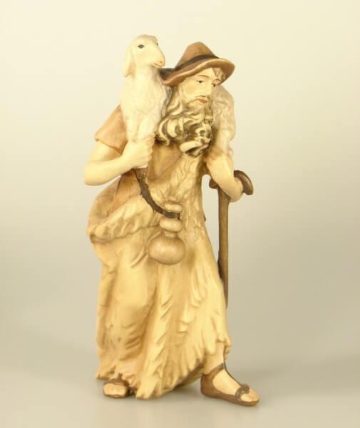 Raffaello-Krippe - Hirte alt mit Schaf