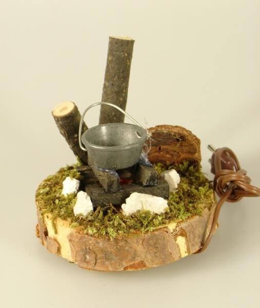 Krippen-Zubehör - Kochstelle