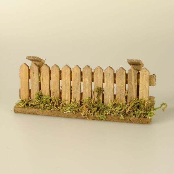 Krippen-Zubehör - Holzzaun