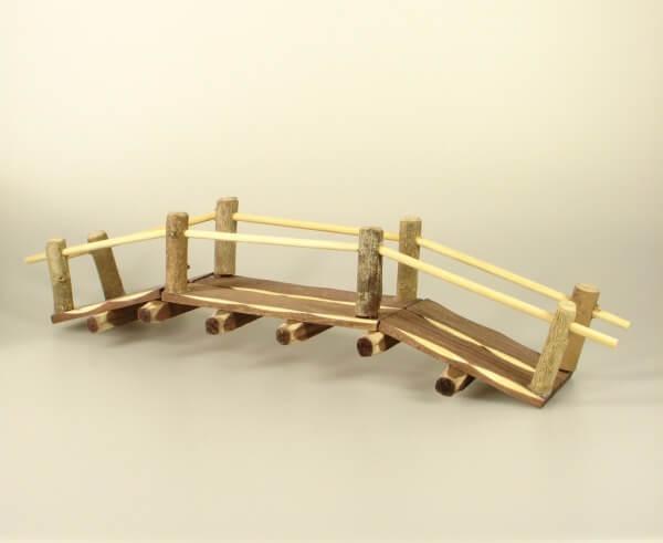 Krippen-Zubehör - Bogenbrücke 30 cm