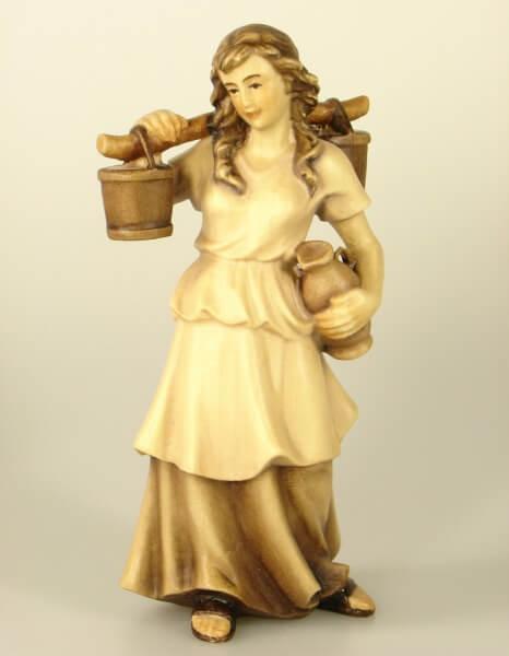 Raffaello-Krippe - Wasserträgerin