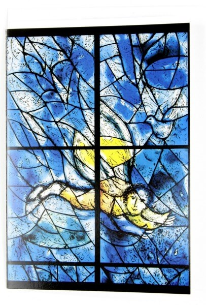 Diakonatsweihe - Karte Chagall