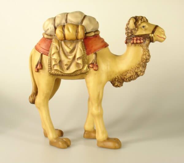 Leonardo-Krippe - Kamel orientalisch m. Gapäck
