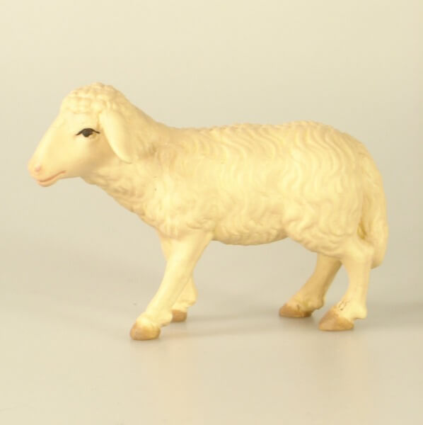 Leonardo-Krippe - Stehendes Schaf