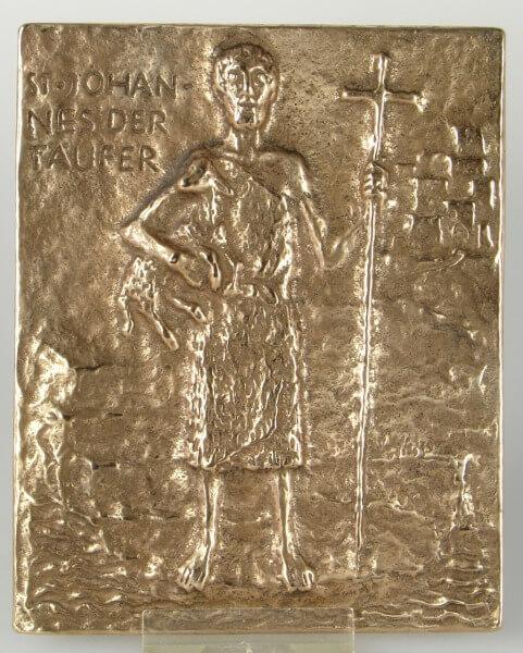 Namenspatron - Heiliger Johannes