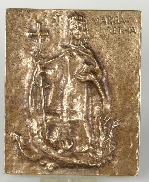 Namenspatron - Heilige Margaretha
