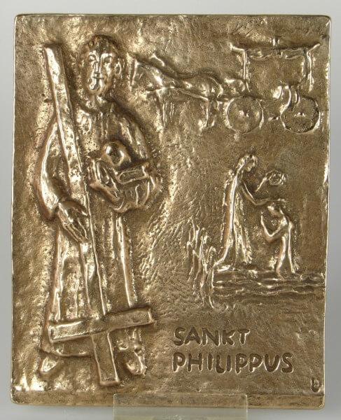 Namenspatron - Heiliger Philippus