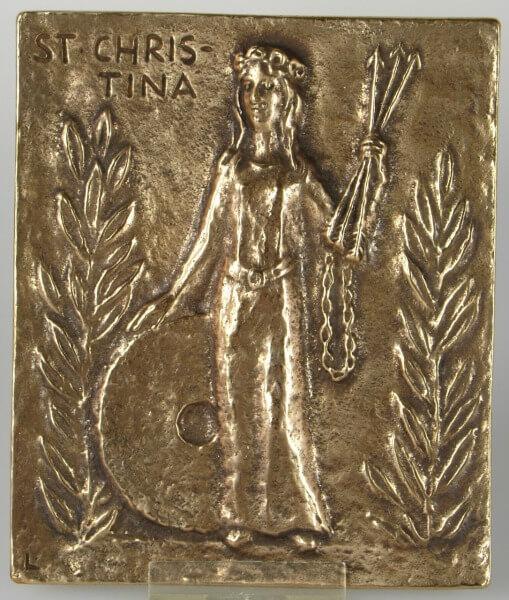 Namenspatron - Heilige Christina