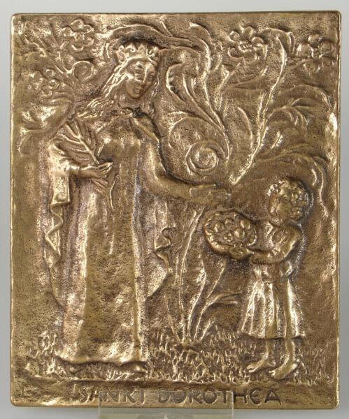 Namenspatron - Heilige Dorothea