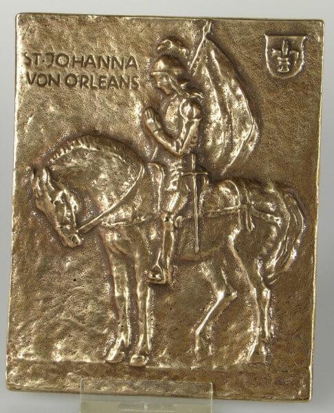 Namenspatron - Heilige Johanna