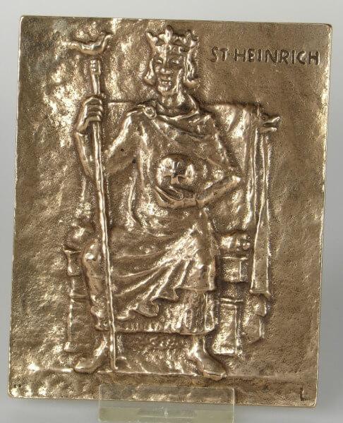Namenspatron - Heiliger Heinrich