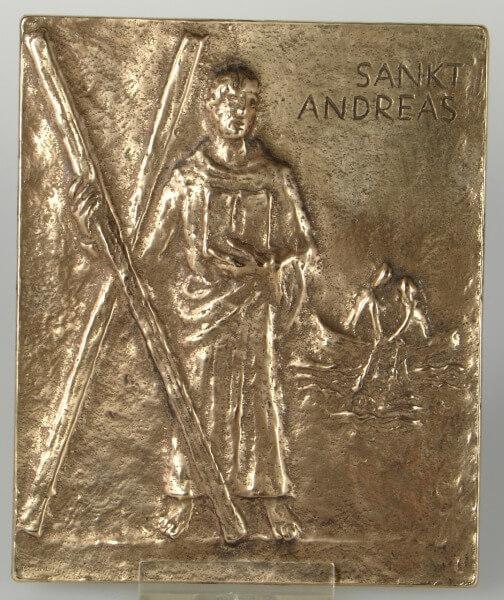 Namenspatron - Heiliger Andreas