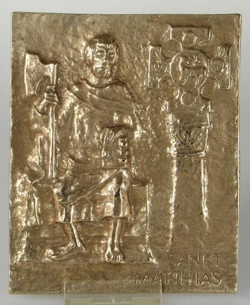 Namenspatron - Heiliger Matthias