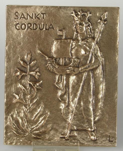 Namenspatron - Heilige Cordula