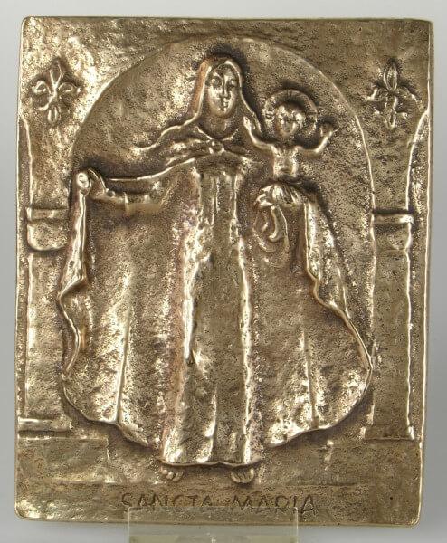 Namenspatron - Heilige Maria