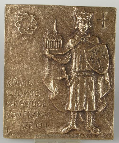 Namenspatron - Heiliger Ludwig