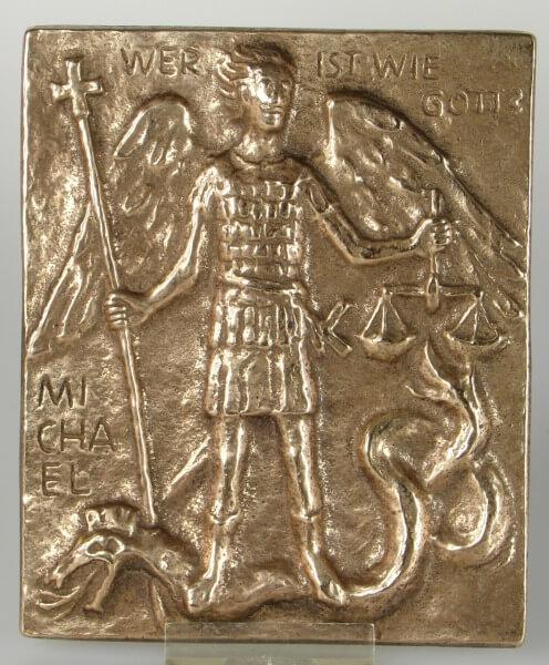 Namenspatron - Heiliger Michael