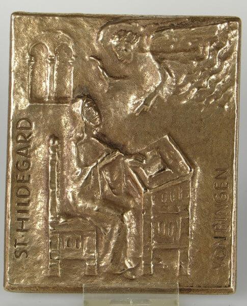 Namenspatron - Heilige Hildegard