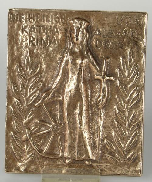 Namenspatron - Heilige Katharina