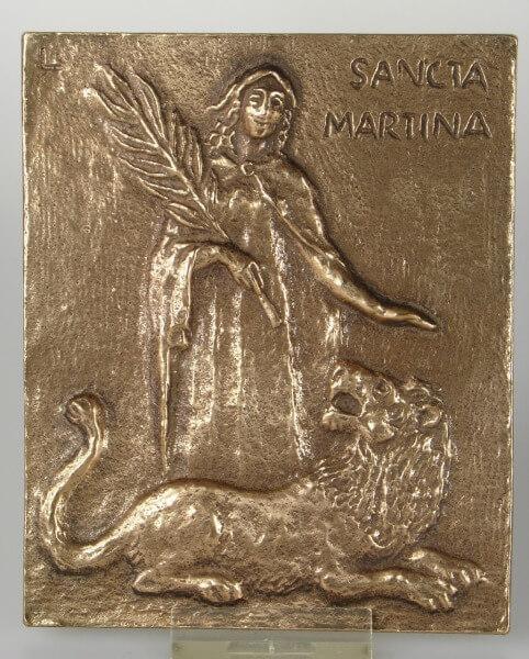 Namenspatron - Martina