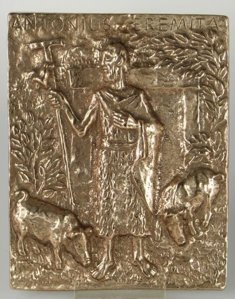 Namenspatron - Heiliger Antonius