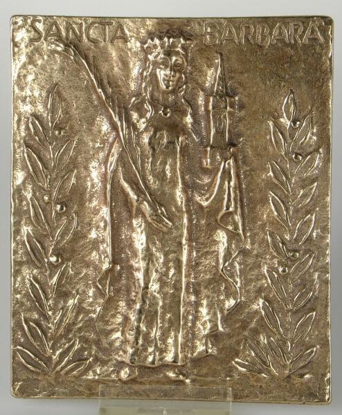 Namenspatron - Heilige Barbara