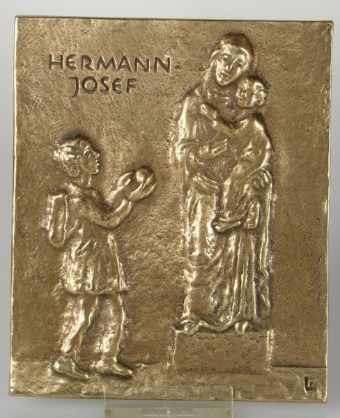Namenspatron - Heiliger Hermann-Josef